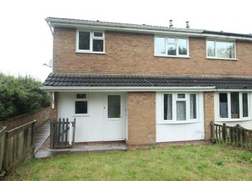 Thumbnail 2 bed terraced house to rent in Marlborough Way, Newdale, Telford