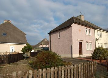 Thumbnail 2 bed semi-detached house to rent in Hillhead Avenue, Motherwell