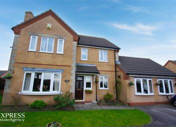 Thumbnail 4 bed detached house for sale in Sudbrooke Road, Scothern, Lincoln