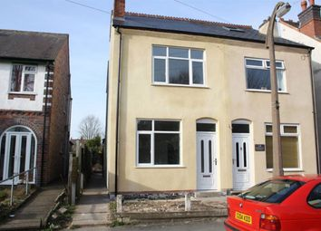 Thumbnail 2 bed property to rent in Victoria Road, Burbage, Leicestershire