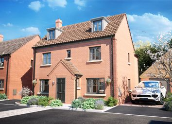 Thumbnail 5 bed detached house for sale in Plot 18, The Jam Factory, Easterton, Devizes