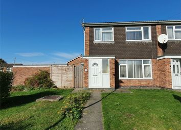 Thumbnail 3 bedroom end terrace house for sale in Carron Drive, Werrington, Peterborough, Cambridgeshire