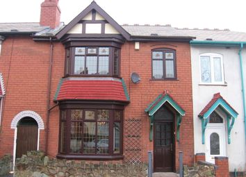 Thumbnail 3 bed terraced house to rent in Winchester Road, Perry Barr