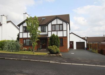 Thumbnail 4 bed detached house for sale in Oaklands Drive, Newtownabbey