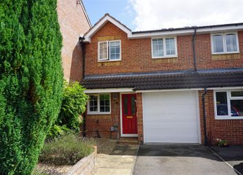 Thumbnail 3 bedroom terraced house for sale in Mermaid Close, Hitchin