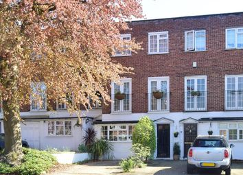 Thumbnail 3 bed town house for sale in Grange Road, Sutton, Surrey