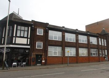 Thumbnail Studio to rent in Great Central Street, Leicester