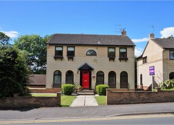Thumbnail 4 bed detached house for sale in Cliff Road, Hessle