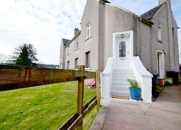 Thumbnail 2 bedroom flat for sale in Rockfield Road, Tobermory, Isle Of Mull