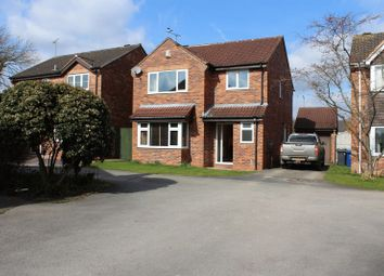 Thumbnail 4 bed detached house to rent in Blounts Drive, Uttoxeter