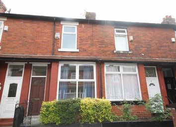 Thumbnail 2 bed terraced house to rent in Ratcliffe Street, Levenshulme, Manchester