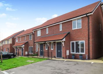 Thumbnail 3 bed end terrace house for sale in Linton Road, Exeter