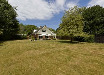 Thumbnail 5 bed detached house to rent in The Thicket, Maidenhead, Berkshire