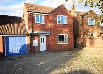 Thumbnail 3 bed link-detached house for sale in Austendyke Road, Weston Hills, Spalding