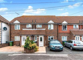 Thumbnail 3 bedroom terraced house for sale in Green Lane Terrace, Dorset Road, Bognor Regis