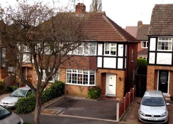 Thumbnail 3 bedroom semi-detached house for sale in Uplands Road, Oadby, Leicester