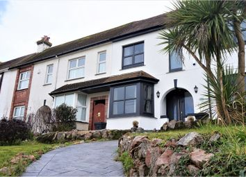 Thumbnail 4 bed terraced house for sale in Osney Crescent, Paignton