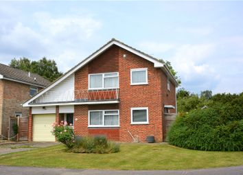 Thumbnail 4 bed detached house for sale in Starmead Drive, Wokingham, Berkshire
