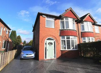 Thumbnail 3 bed semi-detached house for sale in Park Road, Gatley, Cheadle, Cheshire