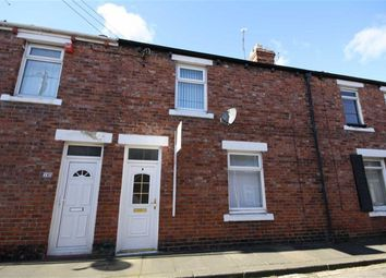 Thumbnail 2 bed terraced house for sale in Pine Street, Chester Le Street, County Durham