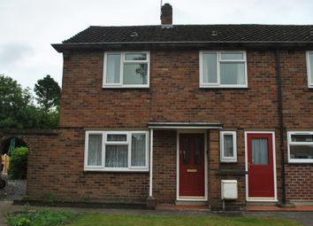 Thumbnail 2 bed end terrace house to rent in Queensway, Wem, Shropshire