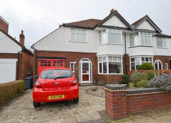 Thumbnail 3 bed semi-detached house for sale in Peacock Road, Kings Heath, Birmingham