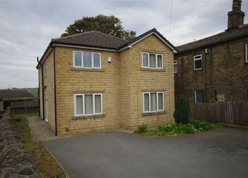 Thumbnail 4 bed detached house to rent in Illingworth Road, Illingworth, Halifax