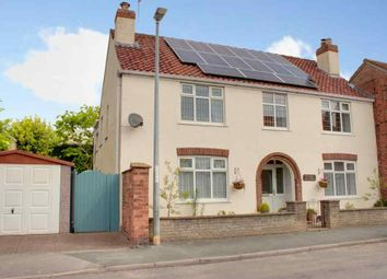 Thumbnail 4 bed link-detached house for sale in West Street, Leven, Beverley