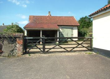 Thumbnail 2 bed barn conversion for sale in The Street, Long Stratton, Norwich