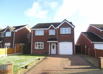 Thumbnail 5 bed detached house to rent in The Brackens, Buckley, Flintshire