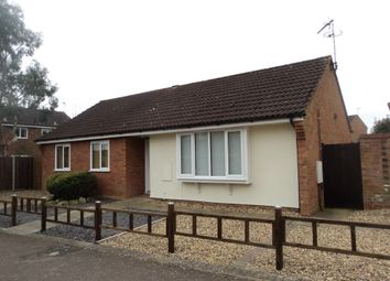 Thumbnail 3 bed detached bungalow for sale in Kipling Way, Stowmarket