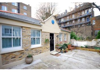 Thumbnail 1 bed town house to rent in Clock Cottage, Addison Bridge Place, Kensington, London
