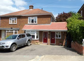 Thumbnail 3 bed semi-detached house for sale in Anchor Road, Rochester