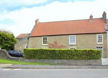 Thumbnail 4 bed cottage for sale in Darlington Road, Heighington Village, Newton Aycliffe