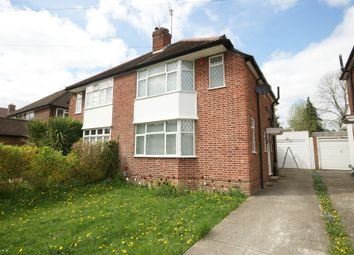 Thumbnail 3 bed semi-detached house to rent in Birchmead Avenue, Pinner