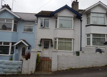 Thumbnail 3 bed terraced house for sale in Dower Road, Torquay