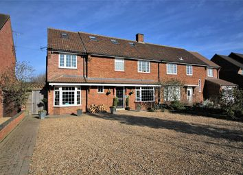 Thumbnail 5 bed semi-detached house for sale in Rousbury Road, Stewartby, Bedford