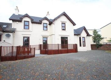 Thumbnail 4 bed semi-detached house for sale in Albert Place, Airdrie, North Lanarkshire