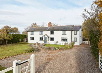 Thumbnail 5 bed detached house for sale in Stambourne Road, Ridgewell, Halstead