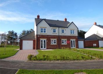 Thumbnail 3 bed semi-detached house for sale in Plot 3 Ennerdale, Harvest Park, Silloth, Wigton