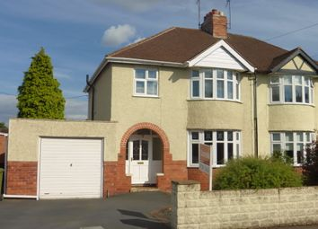 Thumbnail 3 bed semi-detached house for sale in Mount Crescent, Hereford