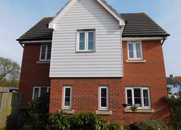 Thumbnail 3 bed end terrace house for sale in Buzzard Rise, Stowmarket