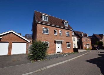 Thumbnail 6 bed detached house for sale in Frobisher Gardens, Chafford Hundred, Essex