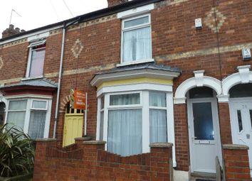 Thumbnail 4 bed terraced house for sale in Torrington Street, Kingston Upon Hull