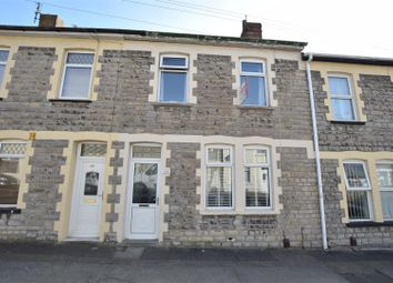 Thumbnail 3 bed terraced house for sale in Queen Street, Barry