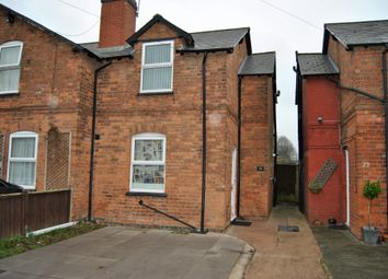 Thumbnail 2 bedroom semi-detached house to rent in Grove Road, Solihull