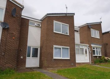 Thumbnail 2 bed terraced house to rent in Burnstones, West Denton, Newcastle Upon Tyne