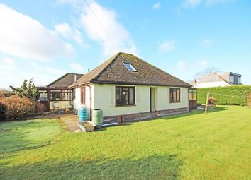 Thumbnail 4 bed detached bungalow for sale in Danehurst New Road, Tiptoe, Lymington