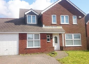 Thumbnail 5 bed detached house for sale in Arches Close, Tredegar