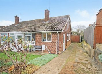 Thumbnail 2 bed semi-detached bungalow to rent in Stannard Way, Brixworth, Northampton
